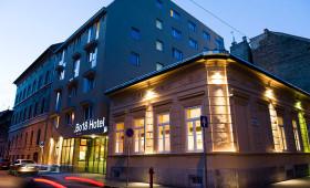 Hotel / Szálloda Bo18 <br>Budapest, Vajdahunyad str / utca