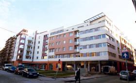 Residential building / Lakóház <br>Budapest, Futó 20 str / utca