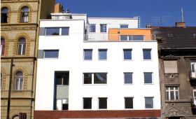 Office Building / Irodaház <br>Budapest, Vajdahunyad str / utca