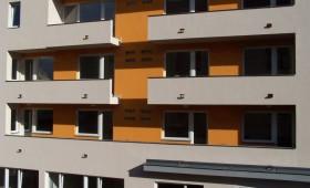 Residential building / Lakóház <br>Budapest, Futó 22 – 24 str / utca