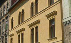 Residential building renewal / Lakóház felújítás <br>Budapest, Lujza str / utca