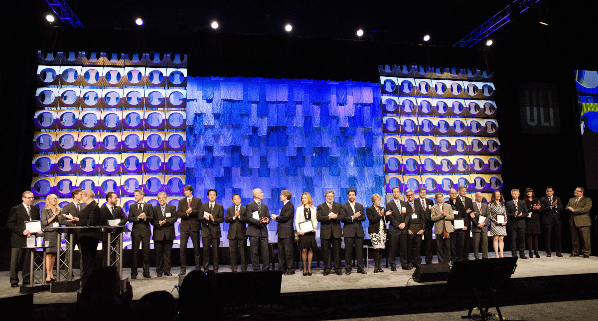 ULI Global Award for Excellence winners are announced during the Fall Meeting in NY, NY., on Wednesday, October 22, 2014.