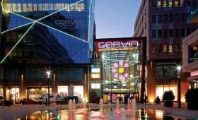 Corvin Promenade Project / Corvin Sétány Projekt <br>Budapest, 2000-2015