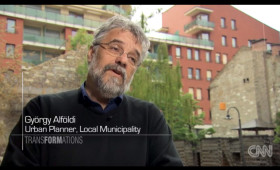 Transforming a former slum in Budapest / TRANSFORMATIONS – CNN